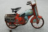 "Children bicycle - ""MINI motorcycle"""